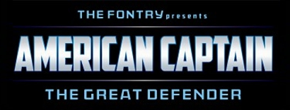 AMERICAN CAPTAIN font family